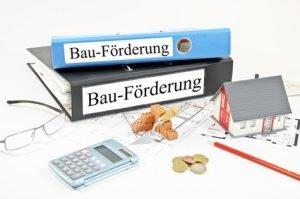 Förderanträge für ihre Baumaßnahme, Förderungen mit Anträgen