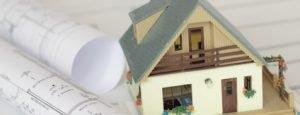 Neubauplanung eines Einfamilienwohnhauses