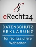 Siegel Datenschutzerklärung