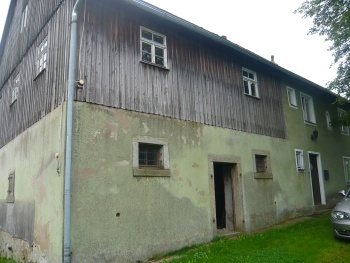 Altes Bauernhaus mit Stall unter Denkmalschuzt, Energieberatung Hof bis Nürnberg