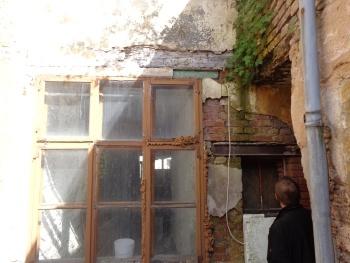 Schimmel Gutacher bröckelnde Fassade, Energieberer für Denkmalschutz von Hof bis Nürnberg