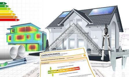 Sanierungsfahrplan für energetische Gebäudesanierung, Energiebausweis, Bedarfsausweis, Energieberatung Hof Erlangen, Nürnberg, Fürth