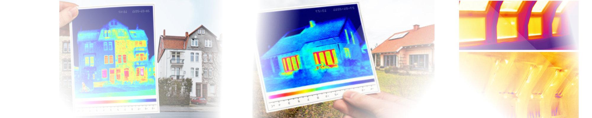 Thermografie Energieberater für Wohngebäude und Denkmal, Hof, Bamberg, Nürnberg