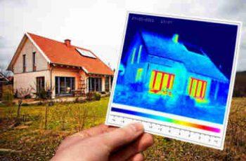 Thermografie Energieberater Gebäudethermografie Hof bis Nürnberg